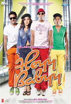 Heyy Babyy 2007 Hindi Full Movie 900MB 720p WEB DL at newbtcbank.com