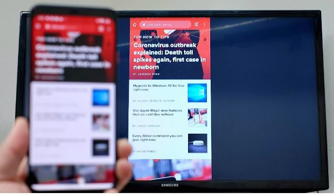 Mirroring or casting your Android phone's screen on your TV is easy