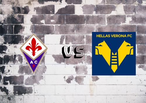 Fiorentina vs Hellas Verona  Resumen