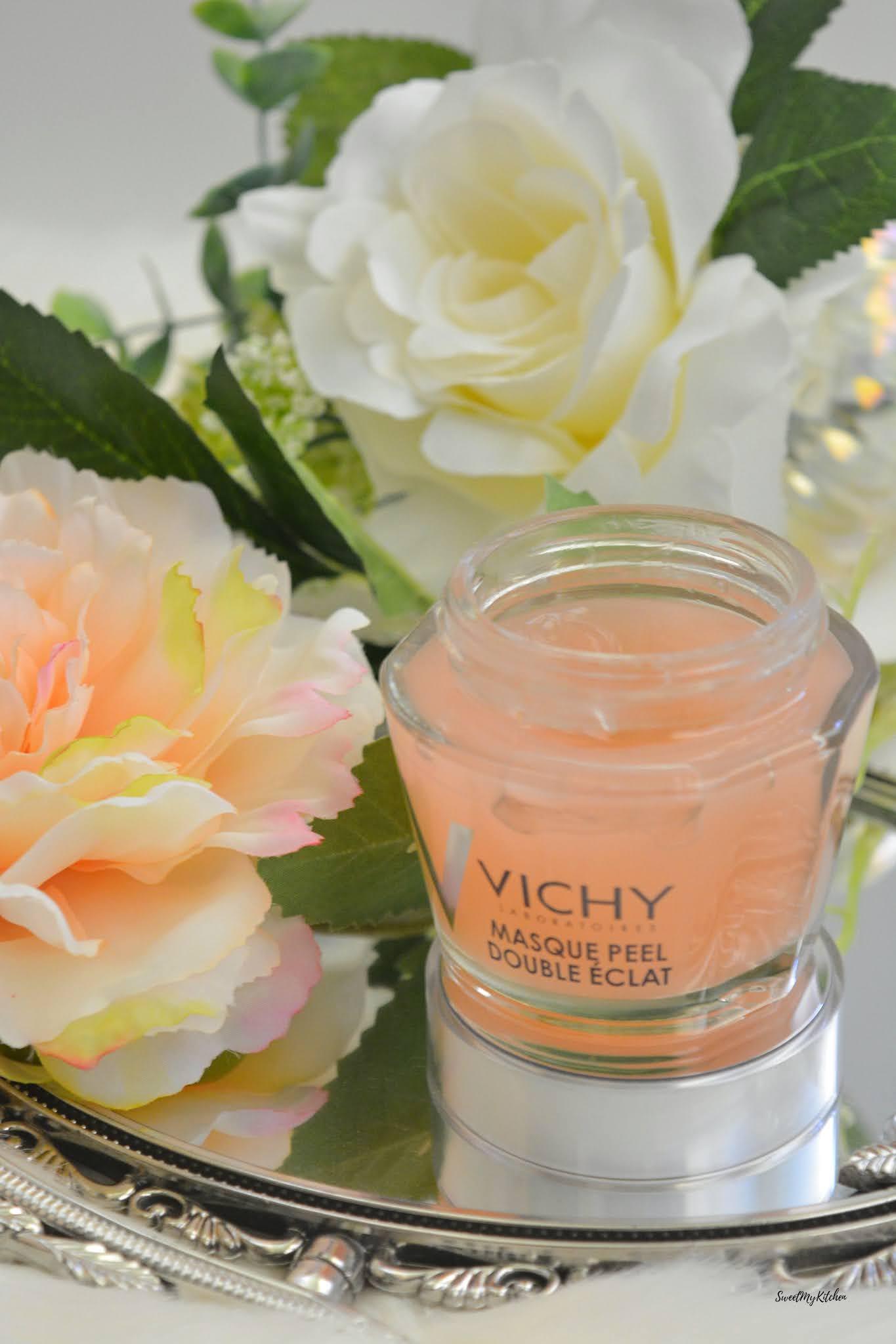 Vichy Masque Peel Double Éclat glow peel mask
