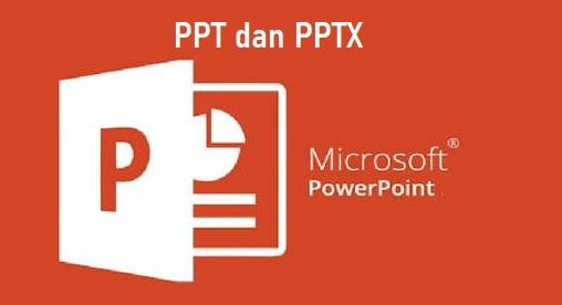 Perbedaan Format PPT dan PPTX di PowerPoint