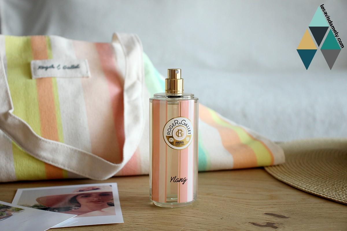 revue beauté eau parfumée bienfaisante ylang édition limitée