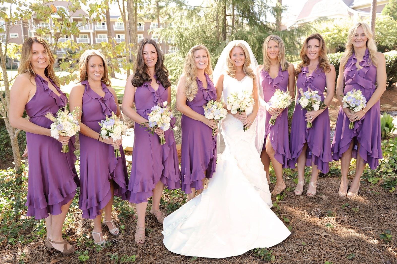 Hideous Bridesmaid Dresses