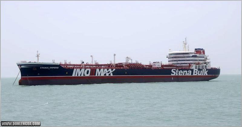 Buque cargado de gasolina parte desde Irán para abastecer a los venezolanos