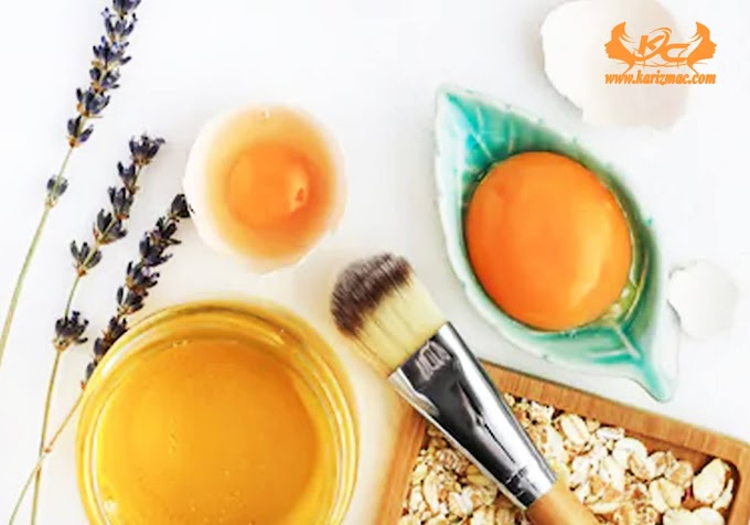Benefits Egg White Mask and How to Work
