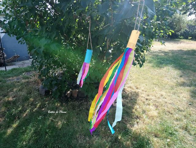 DIY Vol au vent Arc en ciel avec UHU