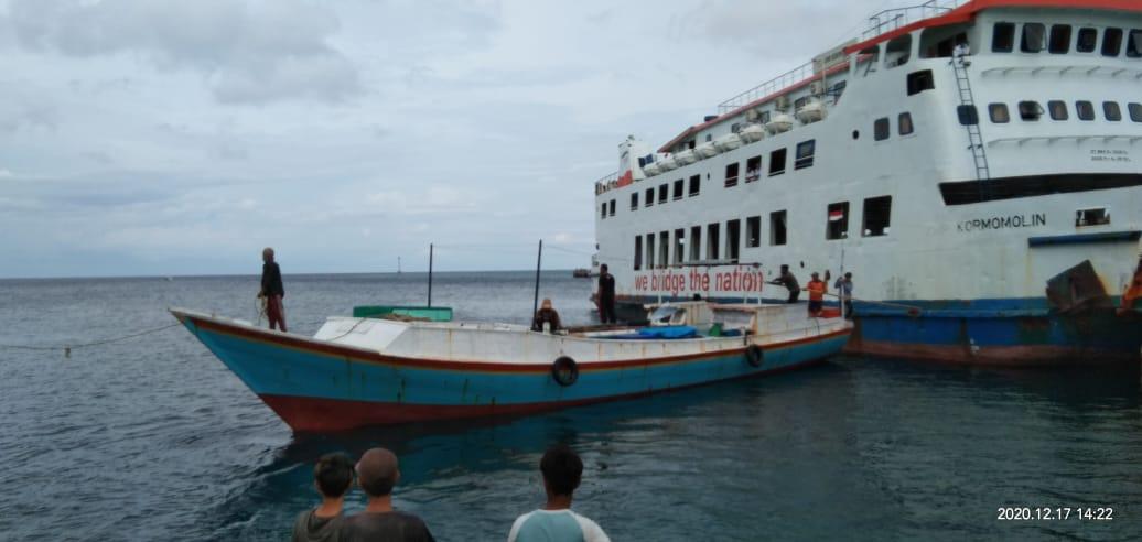 Berhasil Lakukan Penyelamatan, Pos SAR Selayar Dapat Apresiasi Dari Kepala Desa Tongke-Tongke