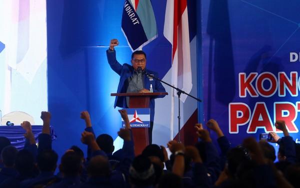 Moeldoko Tolak Bicara soal Dukungan 'Presiden 2024' di KLB Sumut