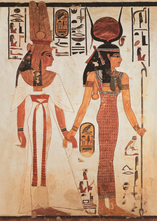 3f. Women of Ancient Egypt