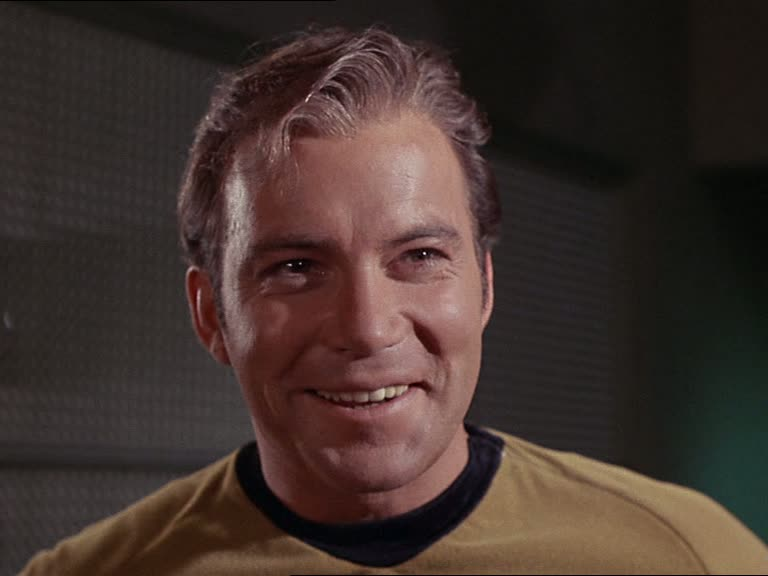 Shatner S Toupee Quot The Deadly Years Quot An Hd Study