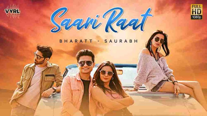 Photo of Saari Raat lyrics
