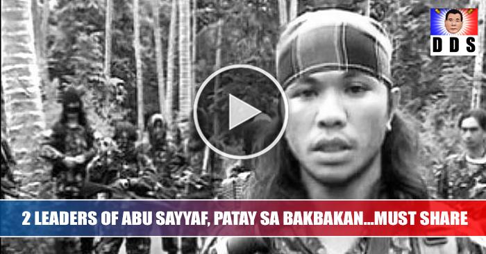 BREAKING: 2 Leaders of Abu Sayyaf Group killed in Sulu operation