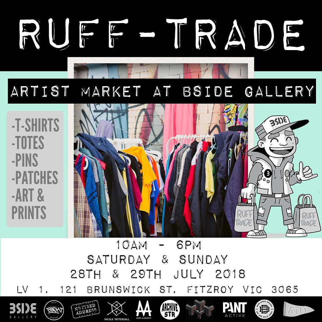 Ruff Trade at BSIDE Gallery