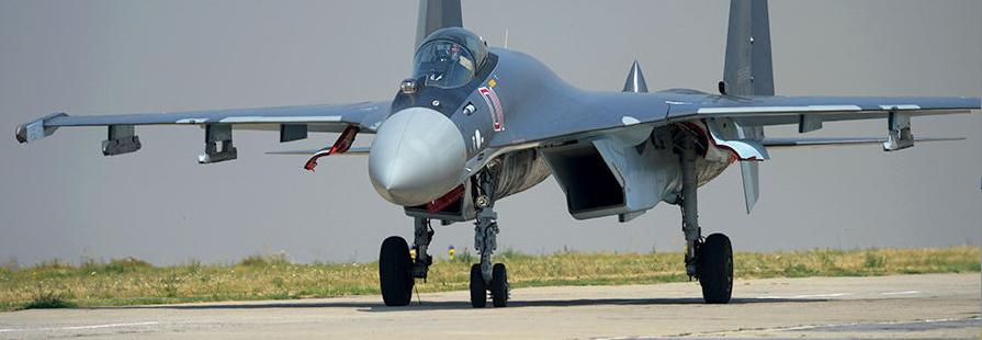 ВКС Росії отримали всі 50 Су-35С за контрактом 2015 року