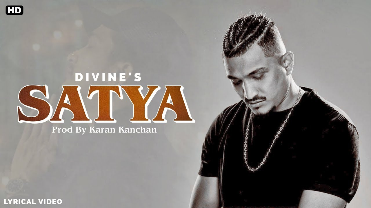 Satya Lyrics Divine | Punya Paap | Hip Hop Lyrics