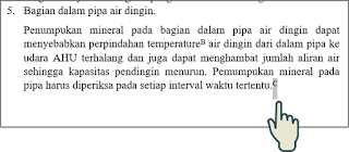 Menghapus Footnotes 1