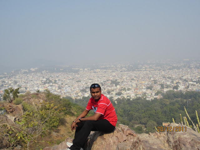 view of udaipur