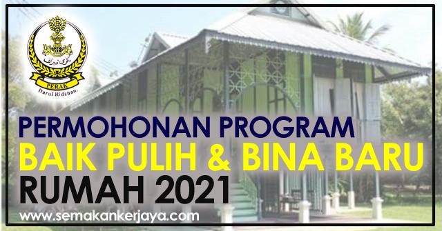 Baik Pulih & Bina Rumah Baru Negeri Perak