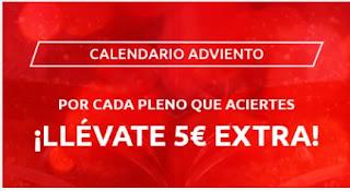 Mondobets Calendario de Adviento 1-31 diciembre 2020