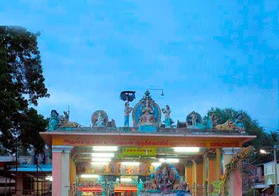 Valangaiman Maha Mariamman Temple Thiruvarur