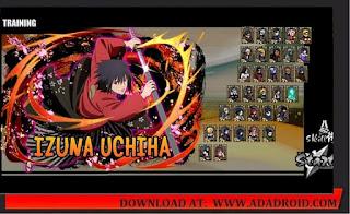 Download Naruto Senki Next Edition Apk by ZanBlue GZ
