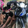 Hendak Jual Motor Curian, Dua Warga Desa Mangupeh Ditangkap Polisi