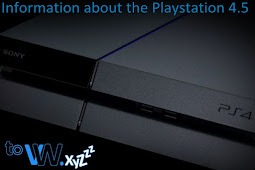 Information about the Playstation 4.5 Neo