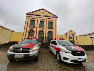 Polícias Militar e Civil cumprem mandados e prendem dois procurados pela Justiça em Alagoa Grande