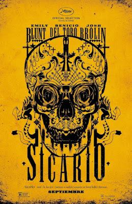 Sicario Art Poster