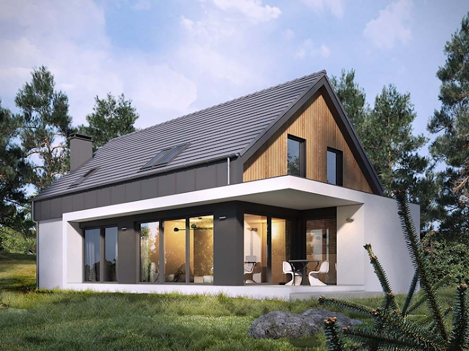 Dom jednorodzinny na wyciągnięcie ręki – nieruchomość stworzona z myślą o przyszłości