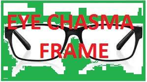 Eye Chasma Frame | Protect Your Eyes