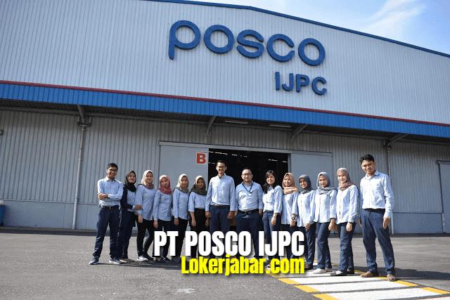 Lowongan Kerja PT Posco Indonesia Jakarta Processing Center