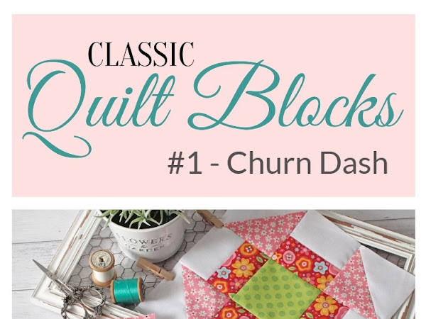 "{Classic Quilt Blocks} Churn Dash - How Aussie Designers Have Used This Block <img src=""https://pic.sopili.net/pub/emoji/twitter/2/72x72/2702.png"" width=20 height=20>"