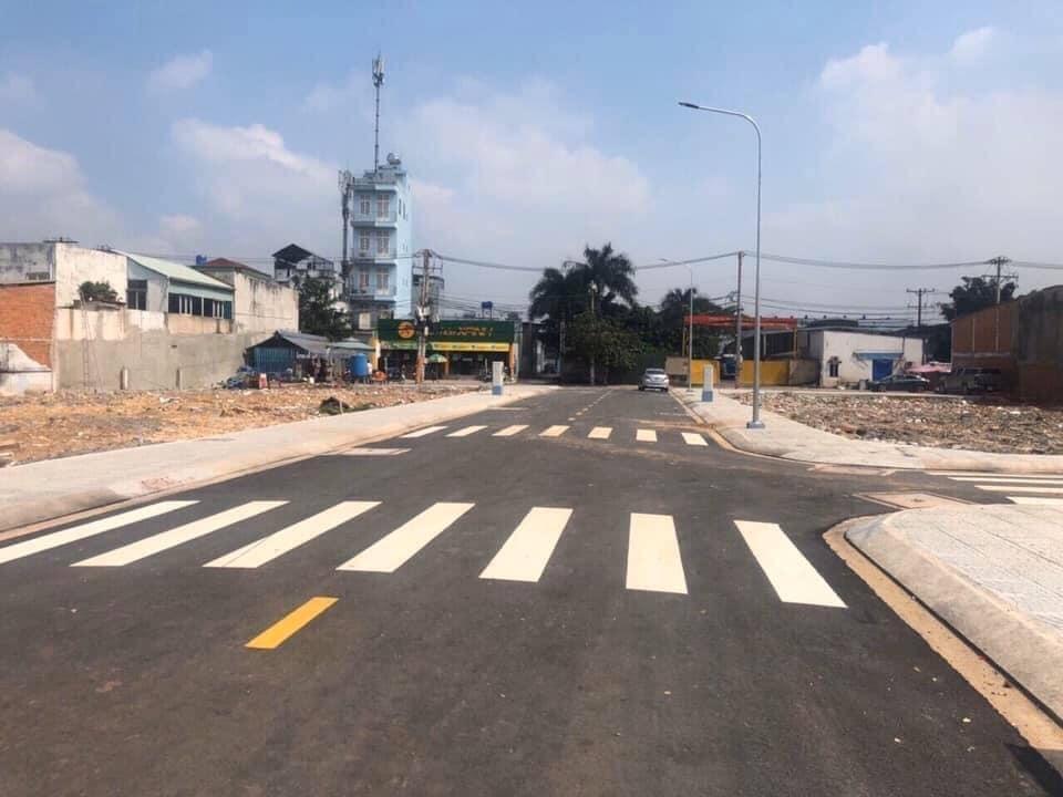 Bán đất quận Bình Tân giá rẻ, hẻm 125 Tây Lân phường Bình Trị Đông A