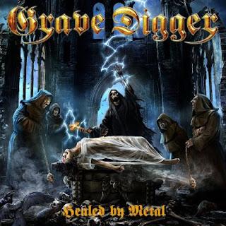 """Το lyric video των Grave Digger για το τραγούδι """"Lawbreakerr"""" από το album """"Healed by Metal"""""""