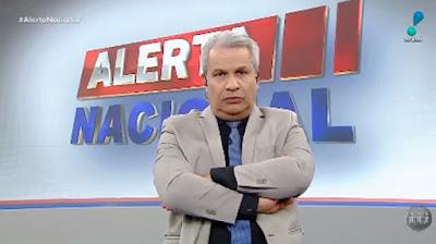 Sikêra Jr., apresentador do Alerta Nacional