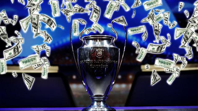 تعرف على قيمة الجوائز المالية للأندية المشاركة في دوري أبطال أوروبا ومكافآت البطل