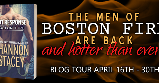 #Spotlight HOT RESPONSE (Boston Fire #4) by Shannon Stacey @shannonstacey @puretextuality @carinapress #Excerpt #Giveaway