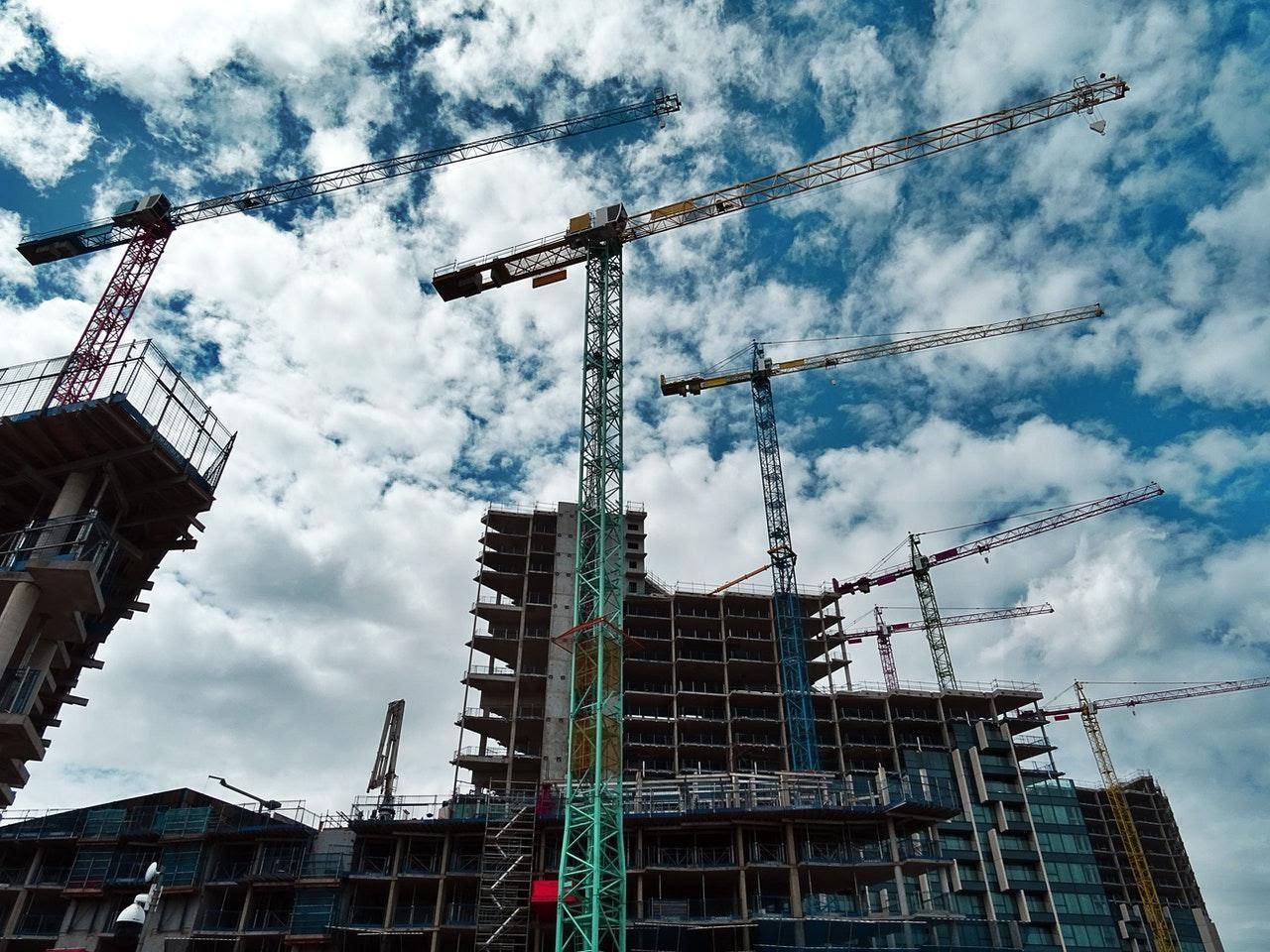 Industrial Tower Cranes