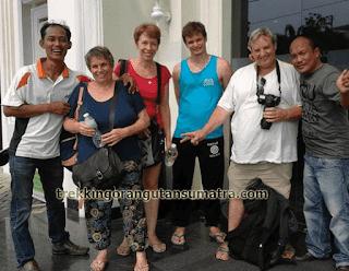 Tour Sumatra