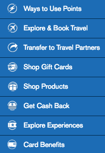 Chase Card Points Redemption Using the Ultimate Rewards