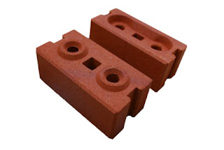 Bahan Dinding Rumah Interlocking Bricks