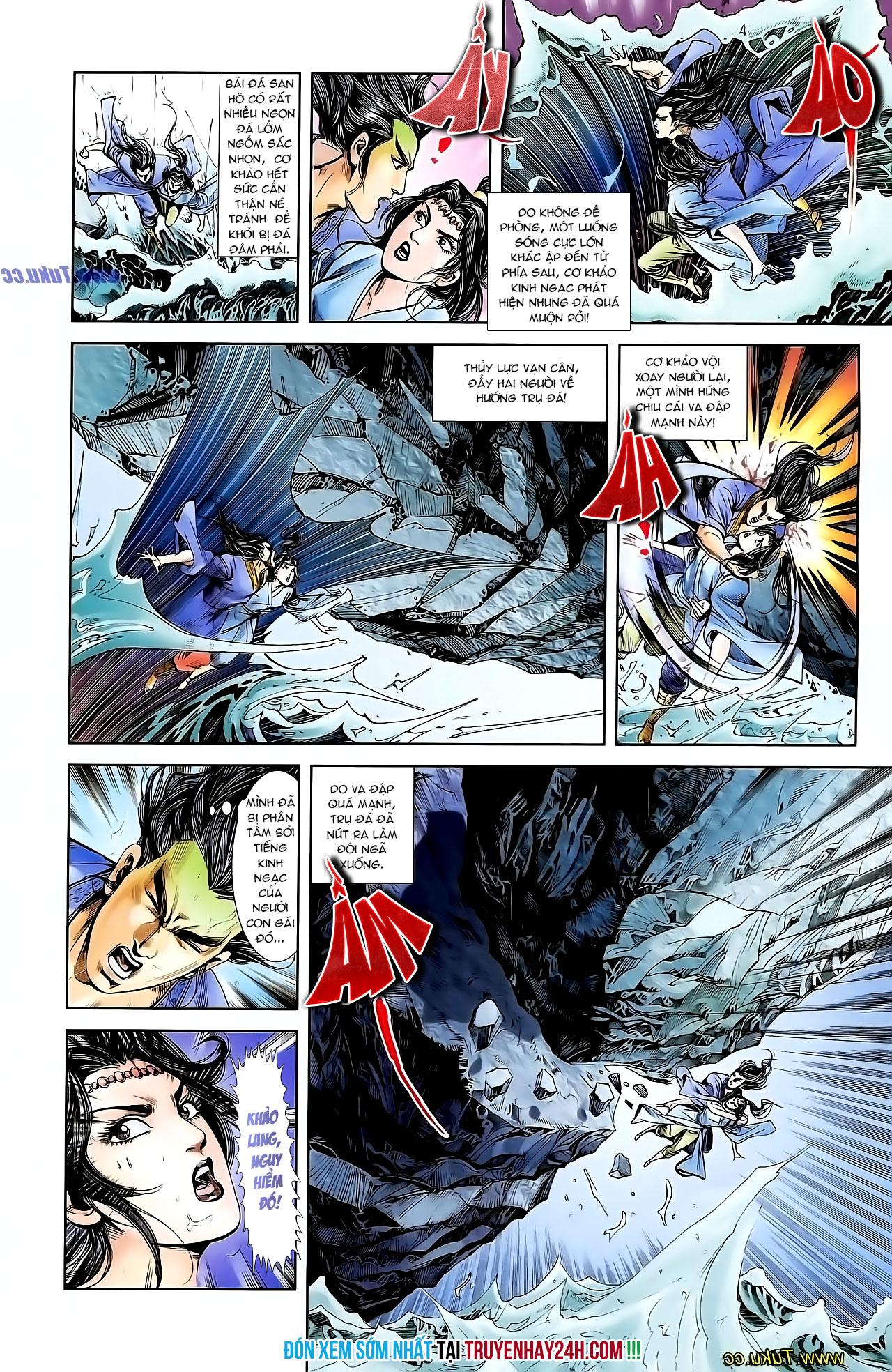 Cơ Phát Khai Chu Bản chapter 129 trang 30