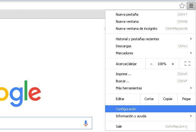Ver contraseñas guardadas por Chrome