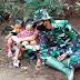 Bagaikan Mobil dan Bensin, Satgas TMMD dengan Anak Desa Jatiwarno