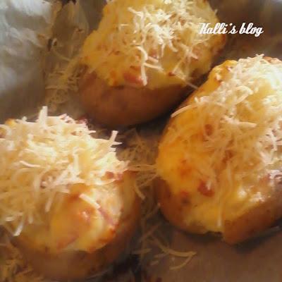 Γεμιστές πατάτες