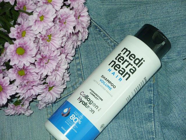 Recenzja: Szampon zwiększający objętość włosów, Mediterranean Cosmetics