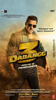 Dabangg 3 First Look Poster 2
