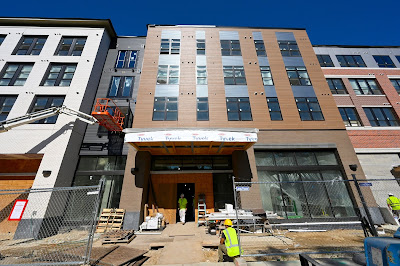 retail leasing Washington D.C. commercial property