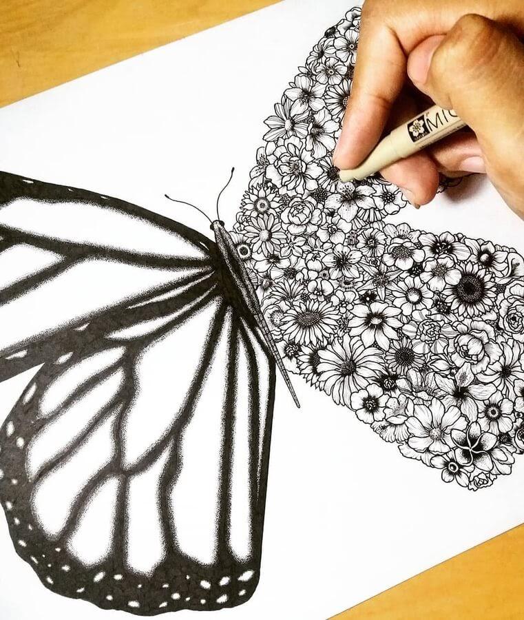 04-Butterfly-Doodle-Rocky-Villaruel-www-designstack-co